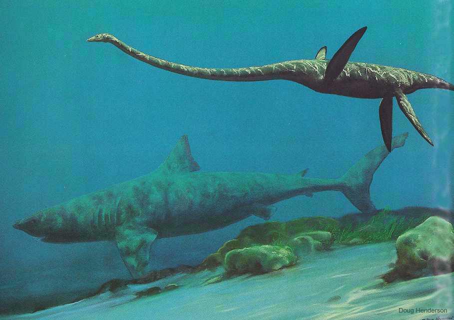 Картинки по запросу эласмозавр фото